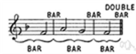 Dolmetsch online music theory measures and barssimplifying. Double bar - definition of double bar by The Free Dictionary