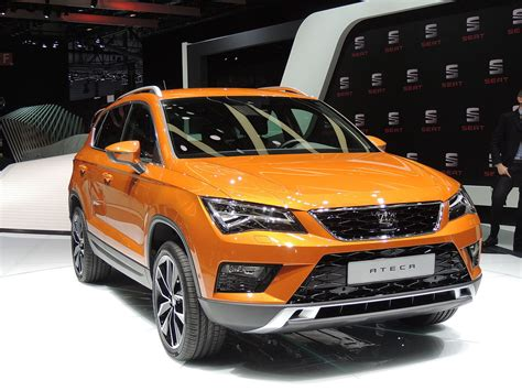 Seat Ateca by Seat Ateca