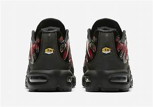 Plaid Noir Pas Cher : homme nike air max plus tartan chaussure noir noir rouge ~ Teatrodelosmanantiales.com Idées de Décoration