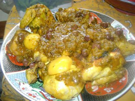 blogs de cuisine marocaine recettes de poulet a la marocaine