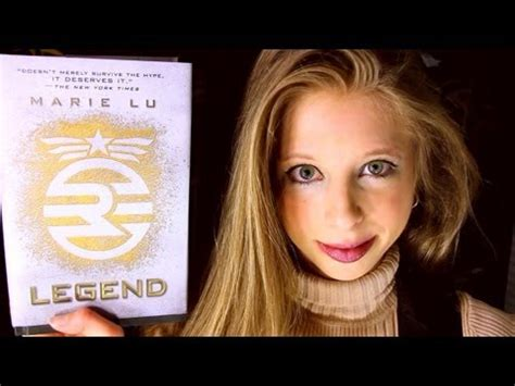 Legend Book Trailer Marie Lu Doovi