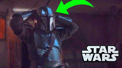 The Mandalorian Chapter 5 ENDING EXPLAINED & MYSTERIOUS ...