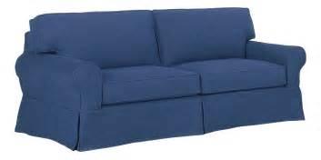 denim sofa and loveseat denim sofa slipcovers sure fit designer denim furniture