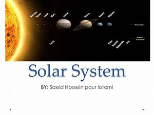 Solar System Vocabulary Definitions - Pics about space