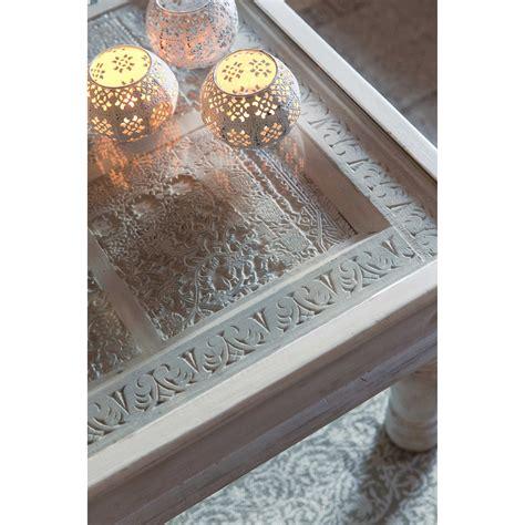 table basse indienne udaipur maisons du monde exotique pinterest table basse table