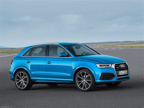 Whether on a holiday trip or for everyday driving, it offers plenty of space and its practical details ensure rich variety. audi q3, 2015, Suv, Cars, Germany Wallpapers HD / Desktop ...