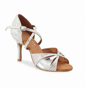 Comfort Heels For Brides In Silver QUALITY SILVER LEATHER