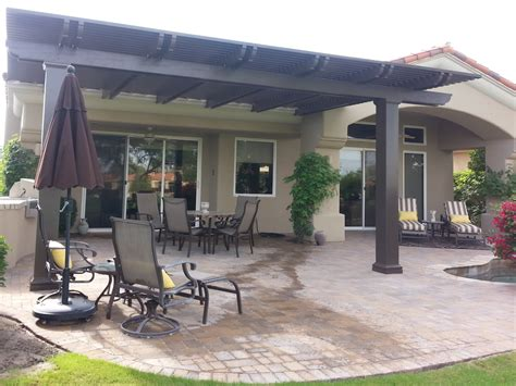 weatherwood  aluminum wood patio cover products