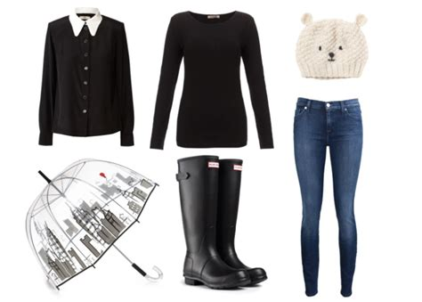 Outfits para la lluvia. | Outfits Lluvia | Pinterest | Clothes Dream closets and Street styles