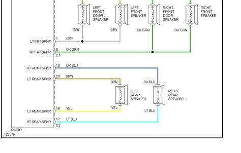Olds Cutlass Cruiser Radio Wiring Diagram