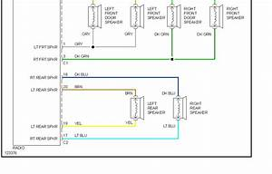 1995 Olds Cutlass Cruiser Radio Wiring Diagram