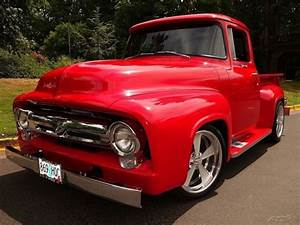 1956 Ford F100 Pickup 350 V8 Th350 Auto   Power Disc