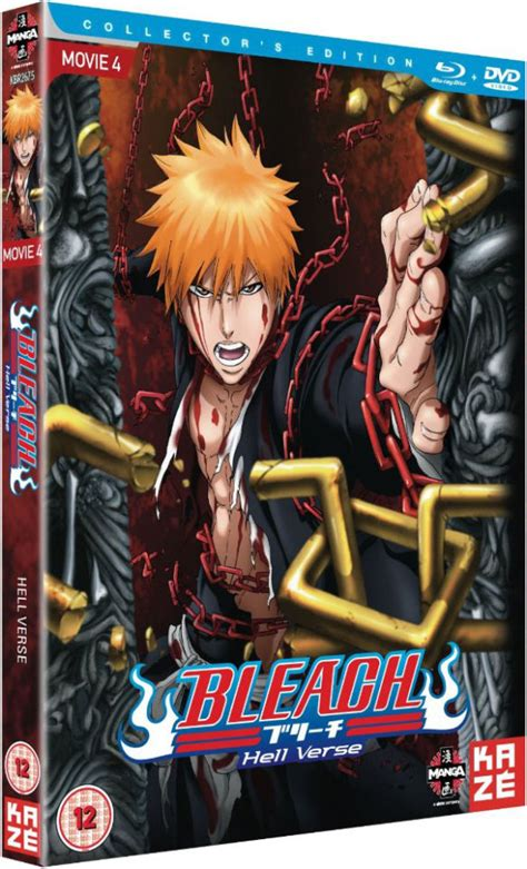 bleach    hell verse collectors edition