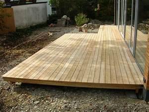 Holzterrassen 01 for Terrasse lärche
