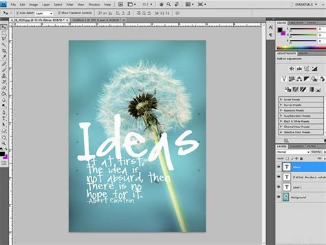 Great Lesson Plan For Making Photo Posters With Kids