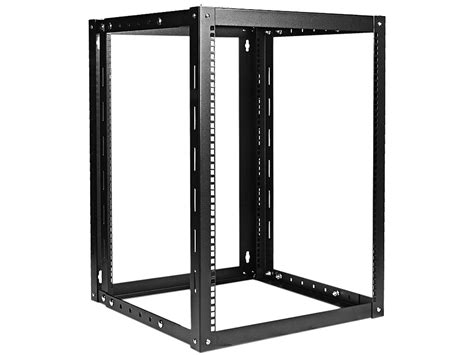 istarusa wom pu  mm adjustable wallmount server cabinet   cover ebay