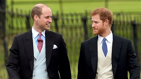 Prince Harry Asked Big Brother Prince William To Be His ...