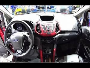Exterior  Interior 2016  2017 Ford Ecosport  New Ford Suv