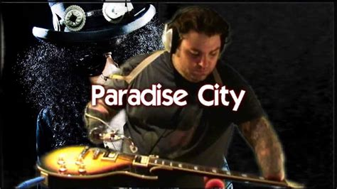 Paradise City Play-along (guitar Cover