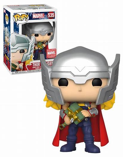 Funko Pop Marvel Thor Years Holiday Exclusive