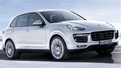 Price details, trims, and specs overview, interior features, exterior design, mpg and mileage capacity, dimensions. Porsche Cayenne Turbo S 2016 review | CarsGuide