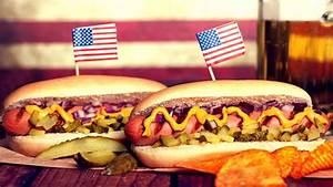 Hot Dog Belegen : hot dog rezept im all american style sat 1 ratgeber ~ Orissabook.com Haus und Dekorationen