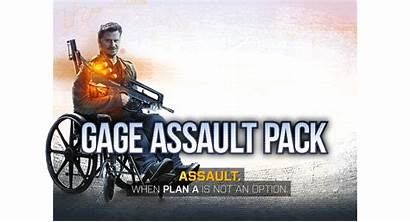 Gage Assault Pack Overkillsoftware