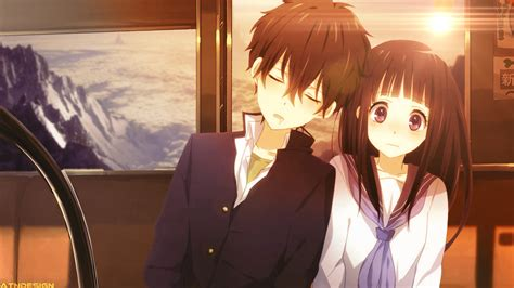 cute anime couple desktop wallpapers pixelstalknet