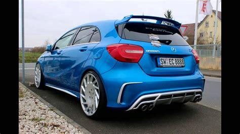 a klasse tuning dia show tuning mercedes a klasse customs germany