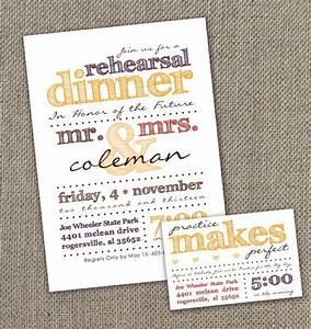 fall rehearsal dinner invitation practice makes perfect With wedding invitation online preparation