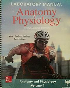 Mcgraw Hill Anatomy  U0026 Physiology Volume 1  Miami