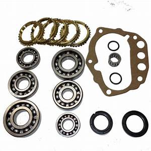 Fs5w71 Transmission Bearing  Seal Kit W  Synchro Rings 93
