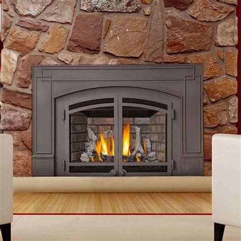 gas fireplaces for napoleon ir3n ir series gas fireplace insert ebay