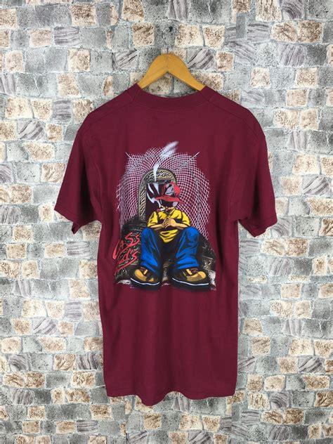 Vintage Class Kids Hip Hop Tshirt Medium 1990's Streetwear ...
