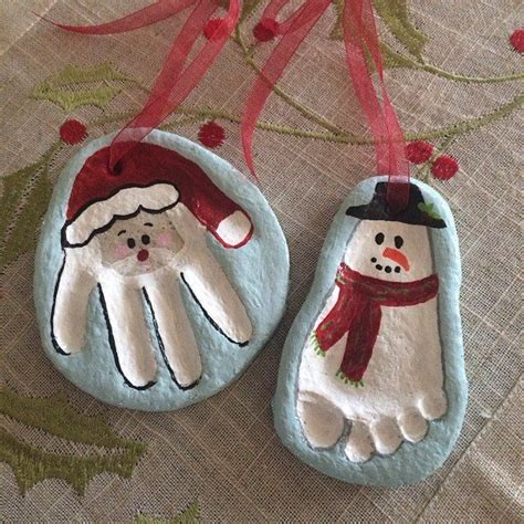 salt dough ornaments christmas pinterest craft