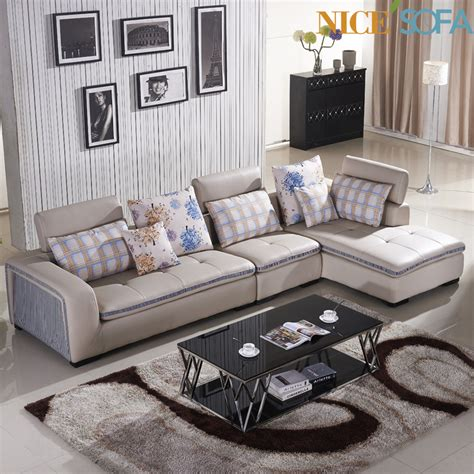 Sofa Set Designs by Popular L Shape Sofa Set Designs Buy Cheap L Shape Sofa