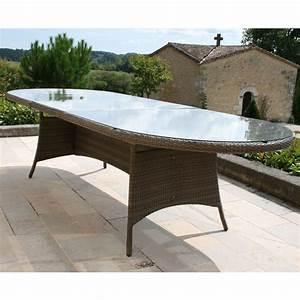 Table De Jardin Brico Depot : ordinaire table de jardin pvc avec rallonge 2 table de ~ Dailycaller-alerts.com Idées de Décoration