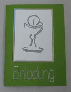 Einladung Selber Machen : einladung zur kommunion der scrapbook laden blog ~ Orissabook.com Haus und Dekorationen