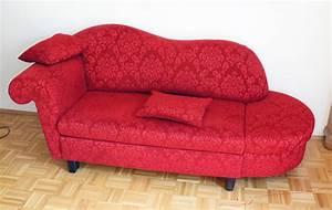 Recamiere Mit Schlaffunktion : recamiere mit schlaffunktion schlafsofa sofa g stebett rot rs m bel ebay ~ Orissabook.com Haus und Dekorationen