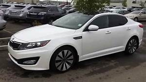 Pre Owned White 2012 Kia Optima 4dr Sdn Auto Sx T