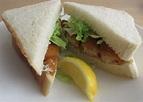 Fish finger sandwich - Wikipedia