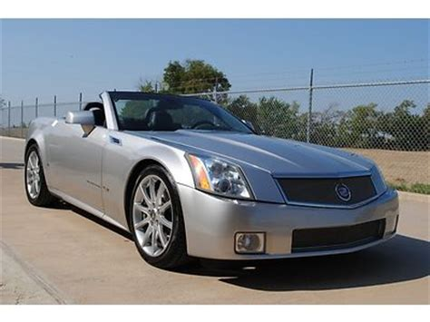 how to sell used cars 2007 cadillac xlr parental controls sell used 2007 cadillac xlr v supercharged convertible low miles clean carfax in dallas texas