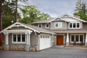 New Craftsman Style Homes craftsman style new home craftsman exterior san
