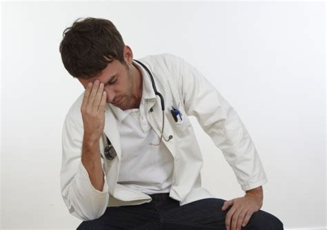 Dealing With Psychological Stress Of Being A Doctor