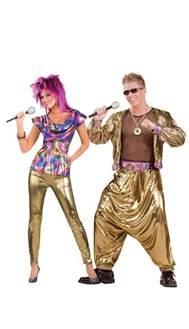 80s Couples Costume Ideas