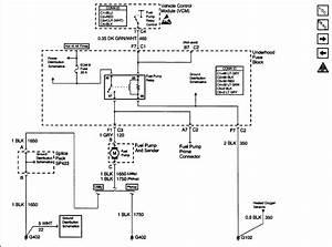 Gmc Fuel Pump Wiring
