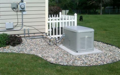Газовые электростанции для домов коттеджей поселков