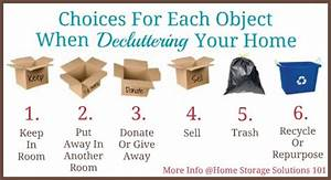 How To Declutter Your Home: A Simple Formula