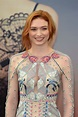 ELEANOR TOMLINSON at Poldark Photocall at 58th Monte Carlo ...