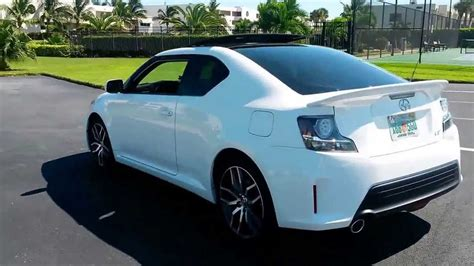 2014 Scion Tc Trd Exhaust And Custom Leather